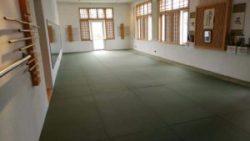 Trainingsbeginn in der Budoakademie